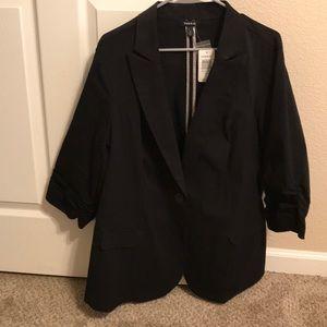 Torrid NWT 3/4 sleeve blazer